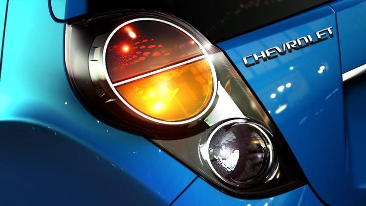 Tercera imagen (28/01/2013) ¿Con cuántas puertas cuenta nuestro Chevrolet Spark GT?  #ChevroletNoSeDetiene