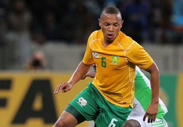Andile Jali is the engine of the current Bafana squad