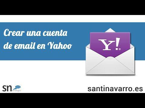 Cómo abrir un correo electronico en Gmail, Hotmail o Yahoo http://www.santinavarro.es/como-abrir-correo-electronico-google-hotmail-yahoo/