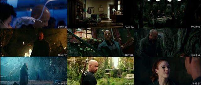El Último Cazador de Brujas DVDRip Latino,Vin Diesel quien protagoniza un hombre salvador en cazar la mas temible Bruja, y asídiezmando a las demás.