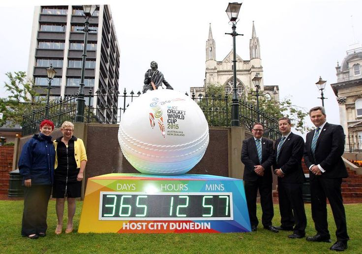 ICC's Cricket World Cup 2015 - Fixture And Schedule