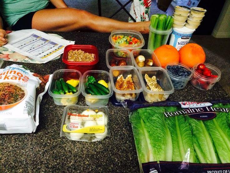 Piyo Week 6 - Meal Plan and Progress Update www.marlenahedine.com