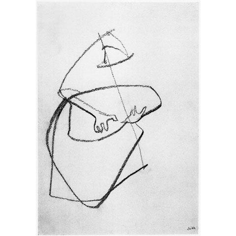 Maria Lai, Maria Pietra n. 2, 1962