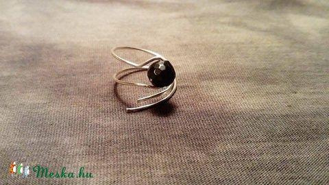Védelmező hematit gyűrű (akucsmoni) - Meska.hu