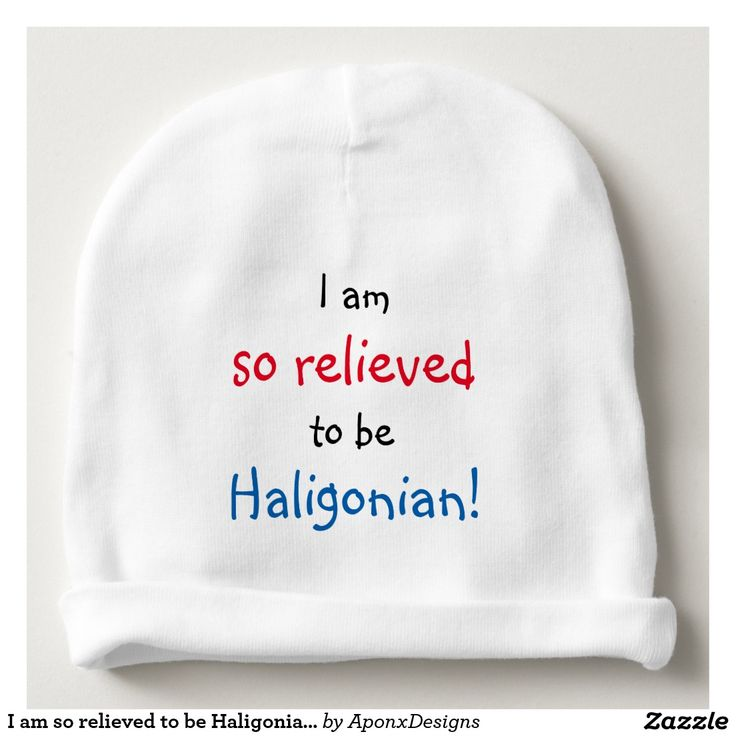 I am so relieved to be Haligonian!