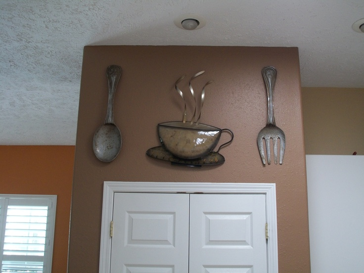Kitchen Decor. Got These Cool Pieces At Kirklands Home