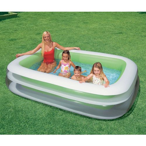 17 best ideas about intex swimming pool on pinterest for Intex pool koi pond
