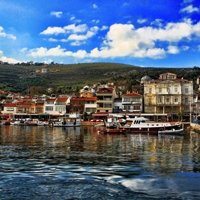 The Princess Island,Turkey