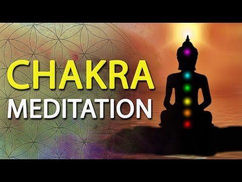 Chakra Meditation - Alle 7 Chakren öffnen › HigherMind