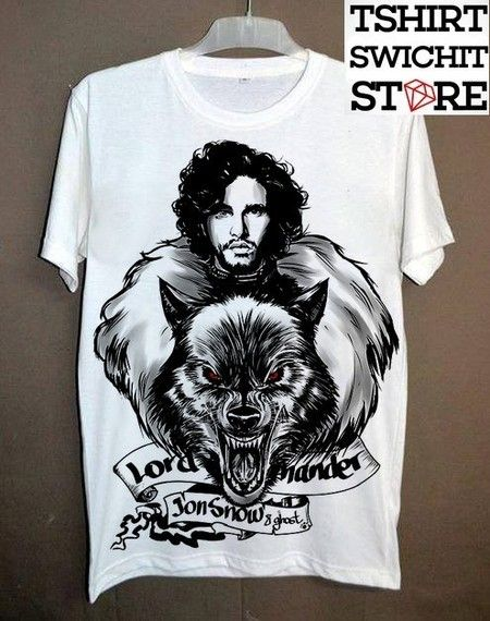 CAMISETA - GAME OF THRONES ( SOB ENCOMENDA ) - - TSHIRT SWICHIT STORE -