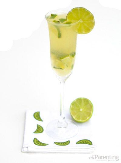 allParenting Chilean Pisco Sour cocktail