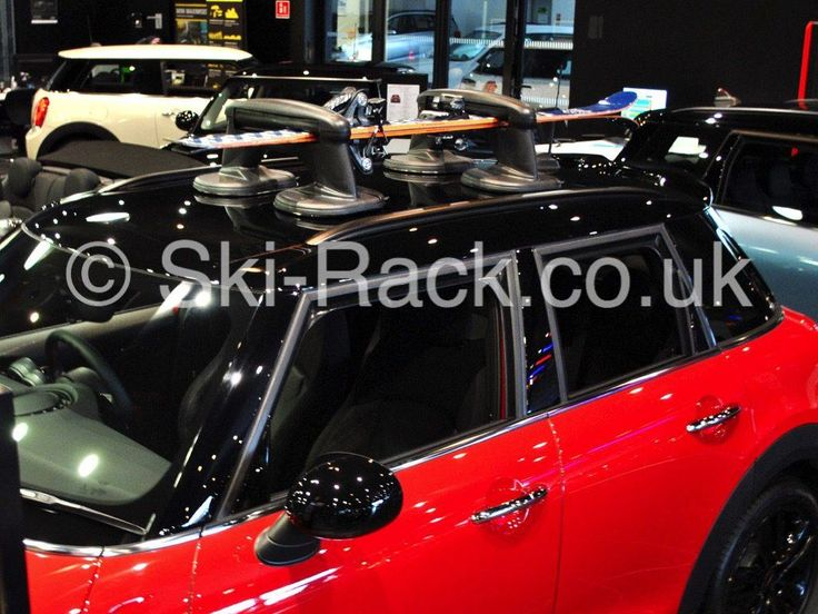 Mini Ski Rack – No Roof Bars £134.95