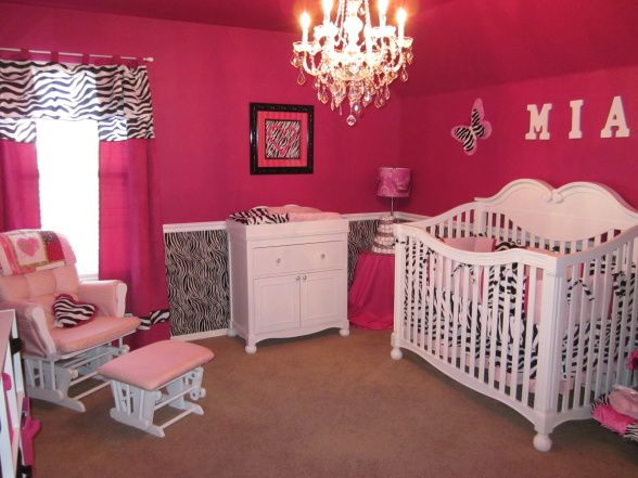 If I Have A Baby Girl One Day She Will Have A Room Like This.