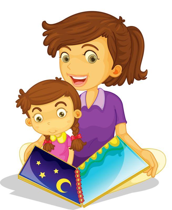 Мама с детьми картинки для детей