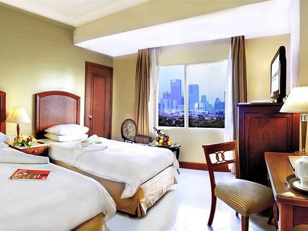 Arion Swiss-Belhotel Kemang Jakartais an excellent hotel located right in the heart of Jakarta offering 94 rooms which are all of a very high standard all of which are located around the buildings with some brilliant facilities and great furnishings.