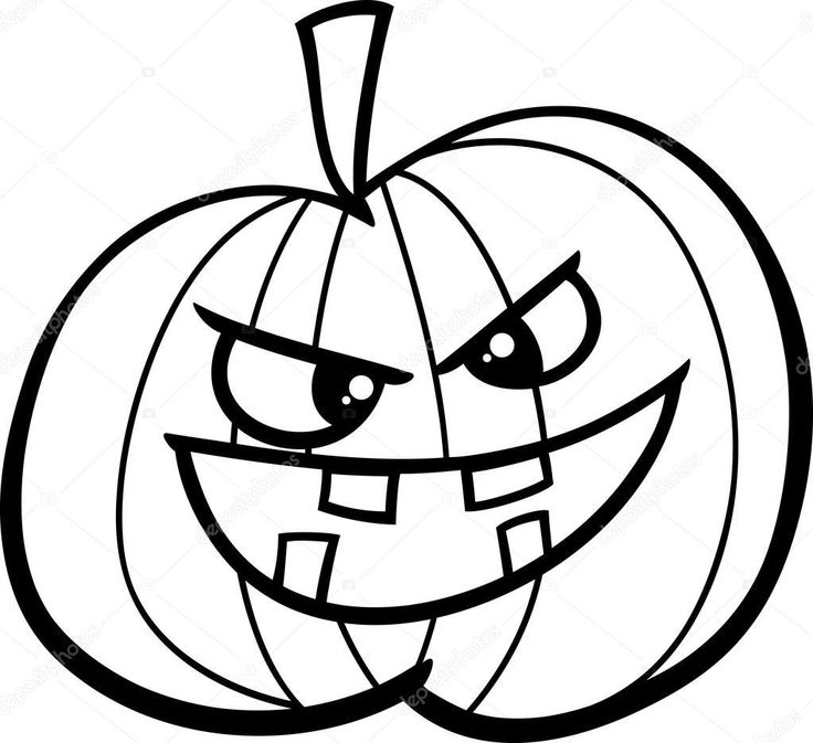 Nice Coloring Page Jack O Lantern that you must know, You ...