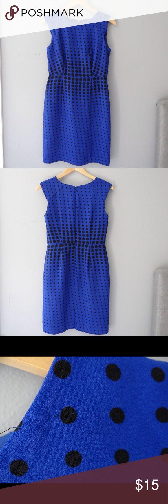 Ann Taylor factory sleeveless dress Pre loved Ann Taylor factory linned sleeveless dress. Ann Taylor Factory Dresses
