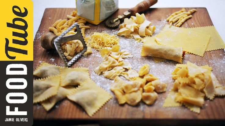Hey Food Tubers! Gennaro is here to show you how to make a variety of pasta shapes at home. Fresh, rich, satisfying and surprisingly simple to make. For some...