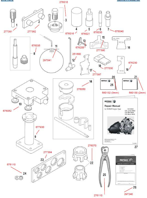 17 Best images about Rotax – Rotax 600 Engine Diagram