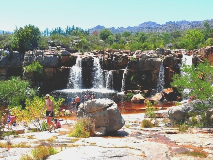 Beaverlac - in the Cederberg Mountains Western Cape South Africa