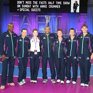 Umpires selected for 2014 FAST5 Netball World Series #FAST5