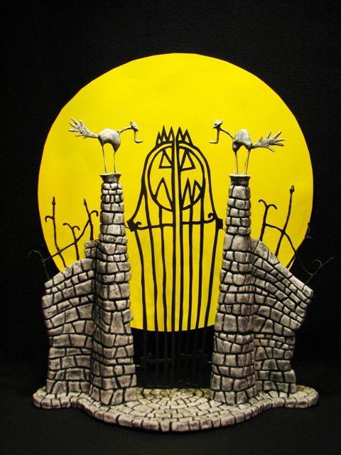 LANCE CARDINAL: Nightmare Before Christmas Custom Sculptures
