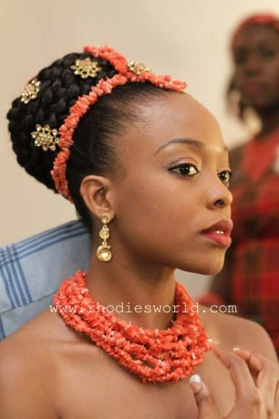 Igbo Wedding ~Latest African Fashion, African Prints, African fashion styles, African clothing, Nigerian style, Ghanaian fashion, African women dresses, African Bags, African shoes, Nigerian fashion, Ankara, Kitenge, Aso okè, Kenté, brocade. ~DKK