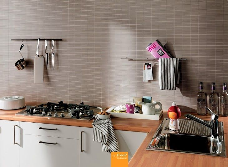 1000 images about materia by fap ceramiche on pinterest for Maioliche cucina