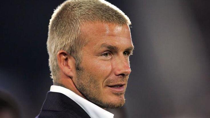 David Beckham 2004 Hair David beckham mini biography