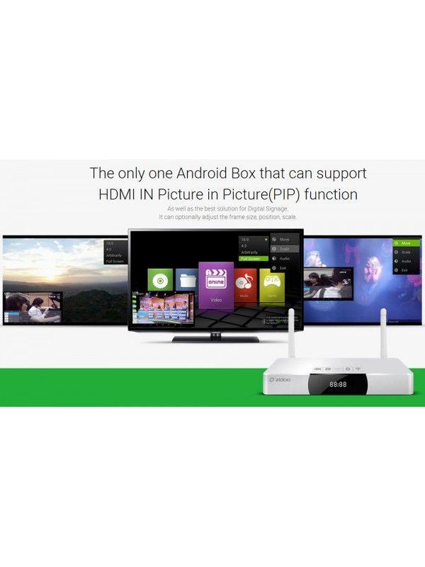 ZIDOO X9 Android TV Box