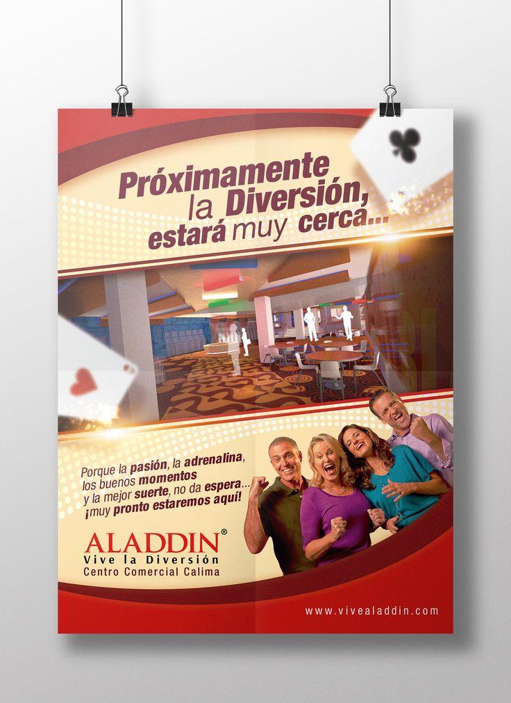 Aviso Casino nuevo - 14 de Calima