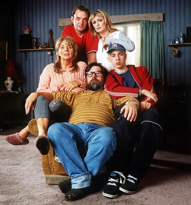 1998 - The Royle Family - With multiple BAFTA nominations and wins under their belt, The Royle Family are known for their 16mm film usage and their single camera production style, enabling editor Tony Cranstoun to receive a Television Craft award in 2000 for his work on the sitcom.
