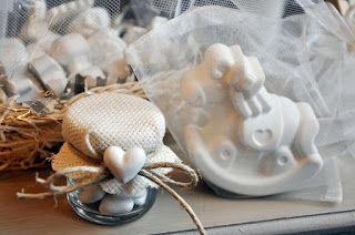 Coralba Emozioni Creative Hand Made: Gessetti Profumati... versione bomboniera !
