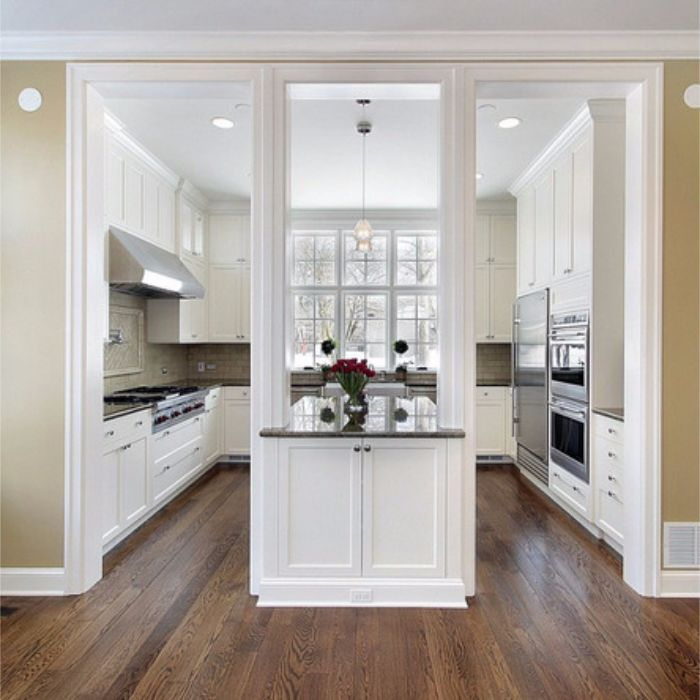 579 Best Images About ~WHITE KITCHENS~ On Pinterest