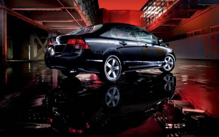 Can anyone tell me why to fall in love with #Honda #Civic ??