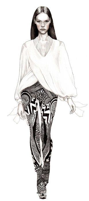 http://myltan.blogg.se/  nice pants  #draw #painting #illustration