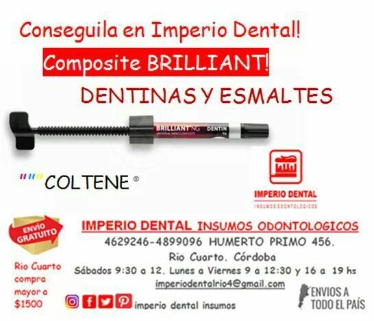 Composite brillant coltene
