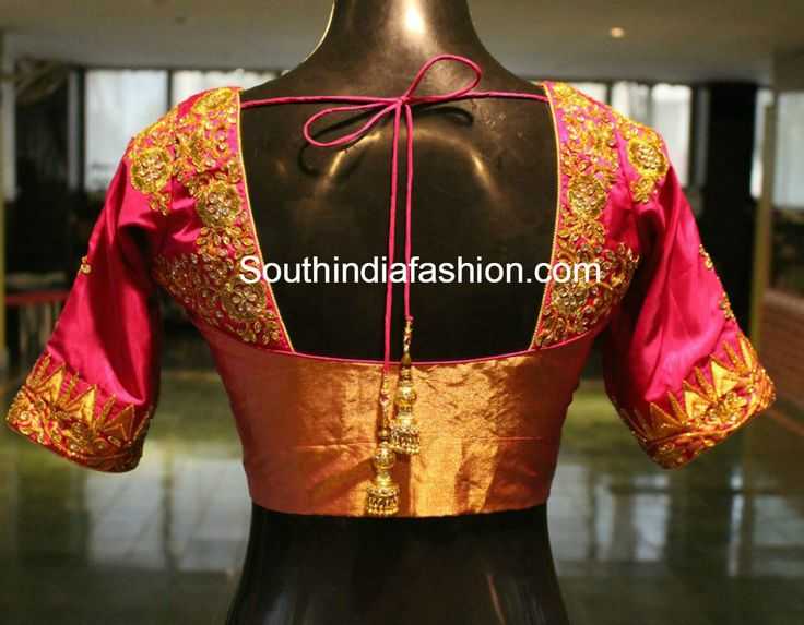 pattu_blouse_designs
