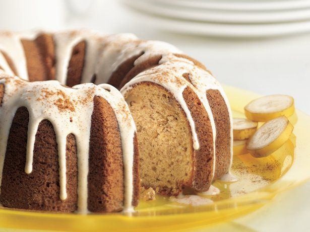 Banana cake using cake mix recipe