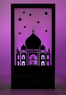 Silhouette Panel - Ask us for you Arabian scene to be printed onto a silhouette panel that can be lit up any colour