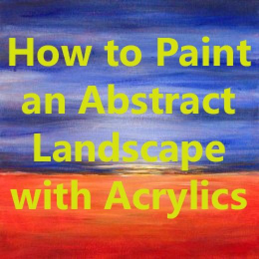 17 best images about learning to paint acrylics on for Learn to paint with acrylics
