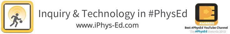 Ideas and resources for using technology in PHysEd