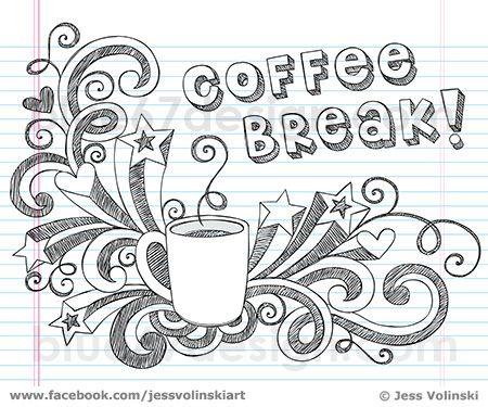Sketchy Notebook Doodles Vector Illustration By Jess Volinski