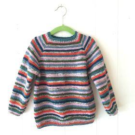 JUMPER knittingblog jumperknitting.blogspot.com #leftoveryarn #leftoveryarnproject #knitting #knittingblog