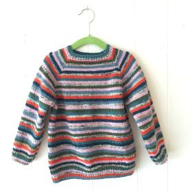 JUMPER knittingblog jumperknitting.blogspot.com #leftoveryarn #leftoveryarnproject #knitting #knittingblog
