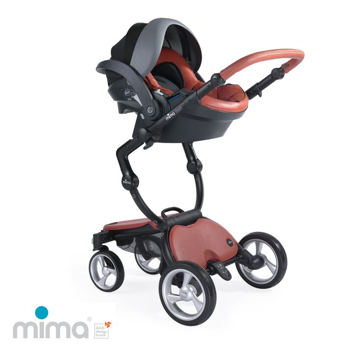 Did You Know That The Mima Izi Go By Besafe Car Seat