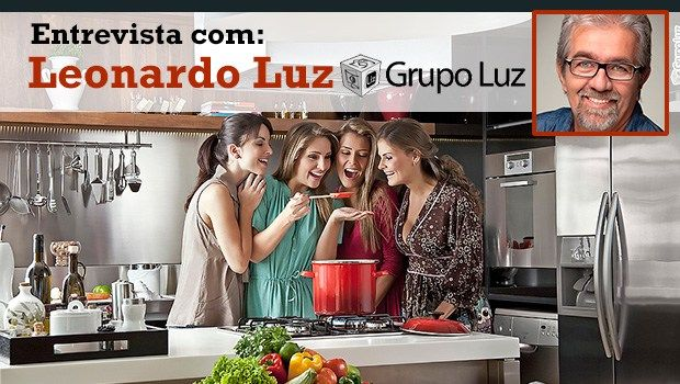 Entrevista com Leonardo Luz (o pai do Kauê) do Grupo Luz, Palestrante do Photoshop Conference