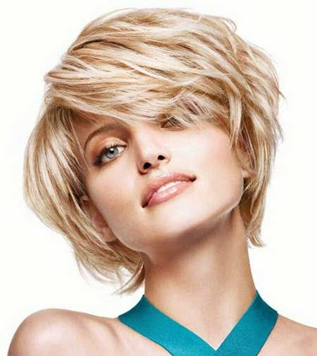 Latest Short Blonde Haircuts | Hairstyle | Short blonde ...