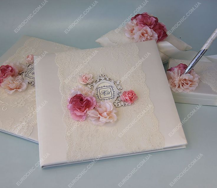 Альбом пожеланий Merry айвори розовый