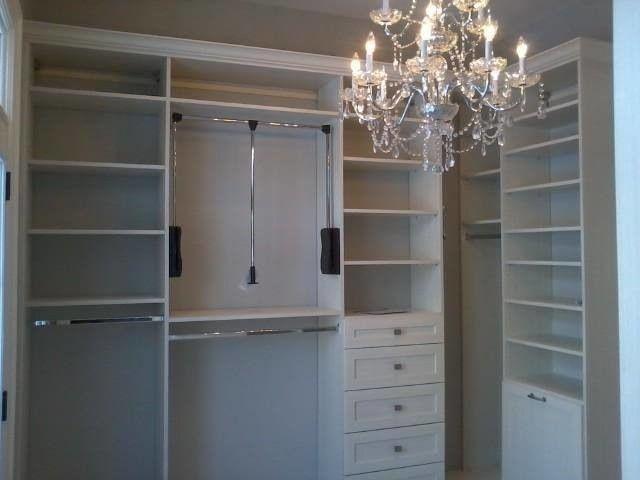 W Residences Closets Austin | Contemporary Closet By Melissa Jane Designs  For California Closets